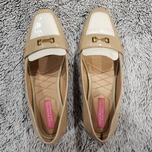 ISAAC MIZRAHI Patent Leather Loafers